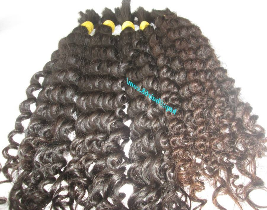remy curly hair extensions 1