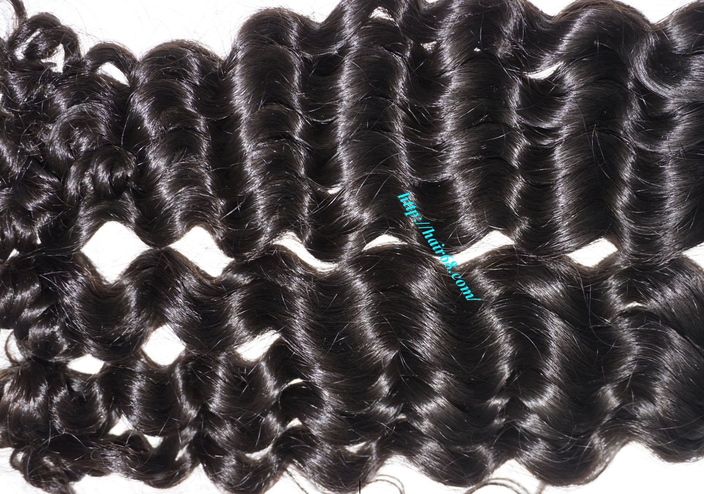 remy curly hair extensions 2