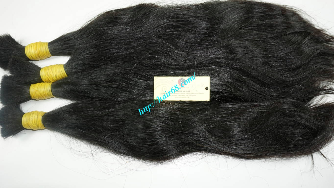 30 inch long wavy hair extensions 2