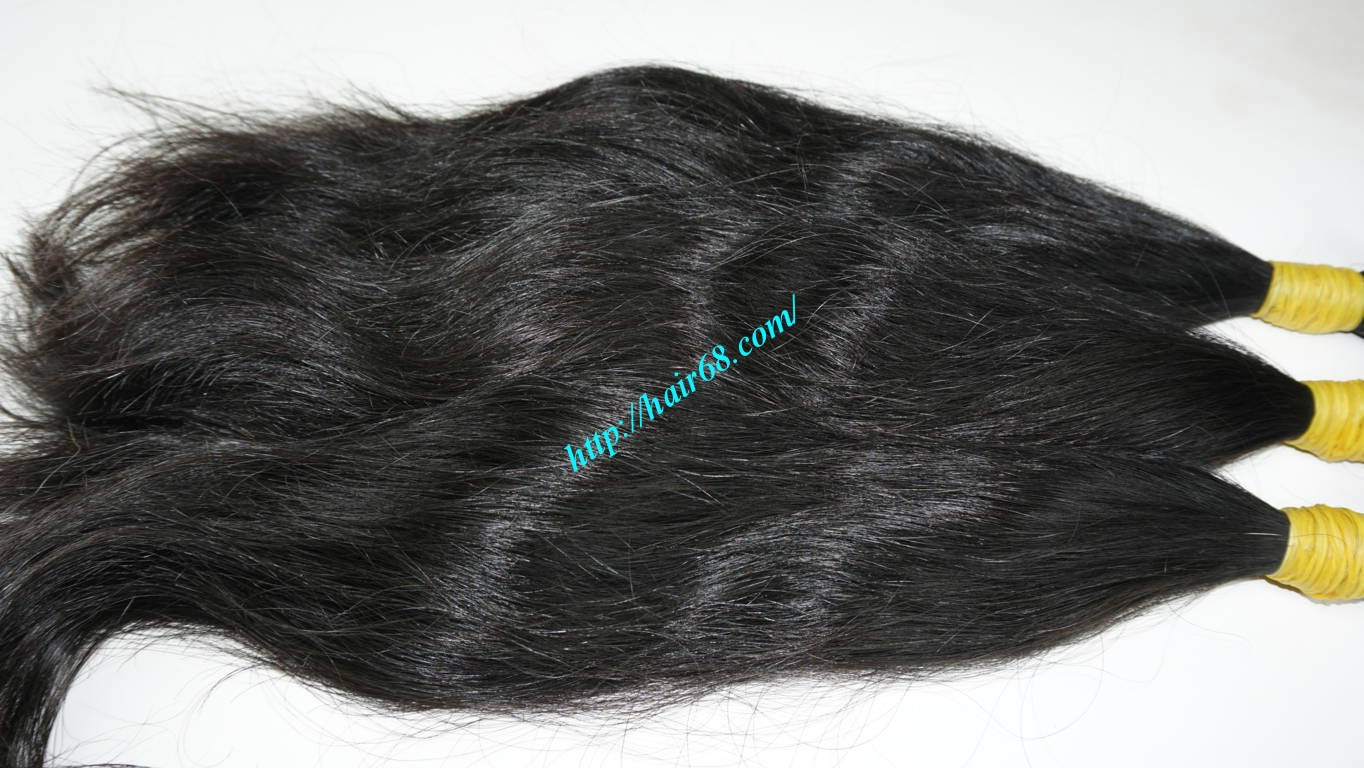 30 inch long wavy hair extensions 4