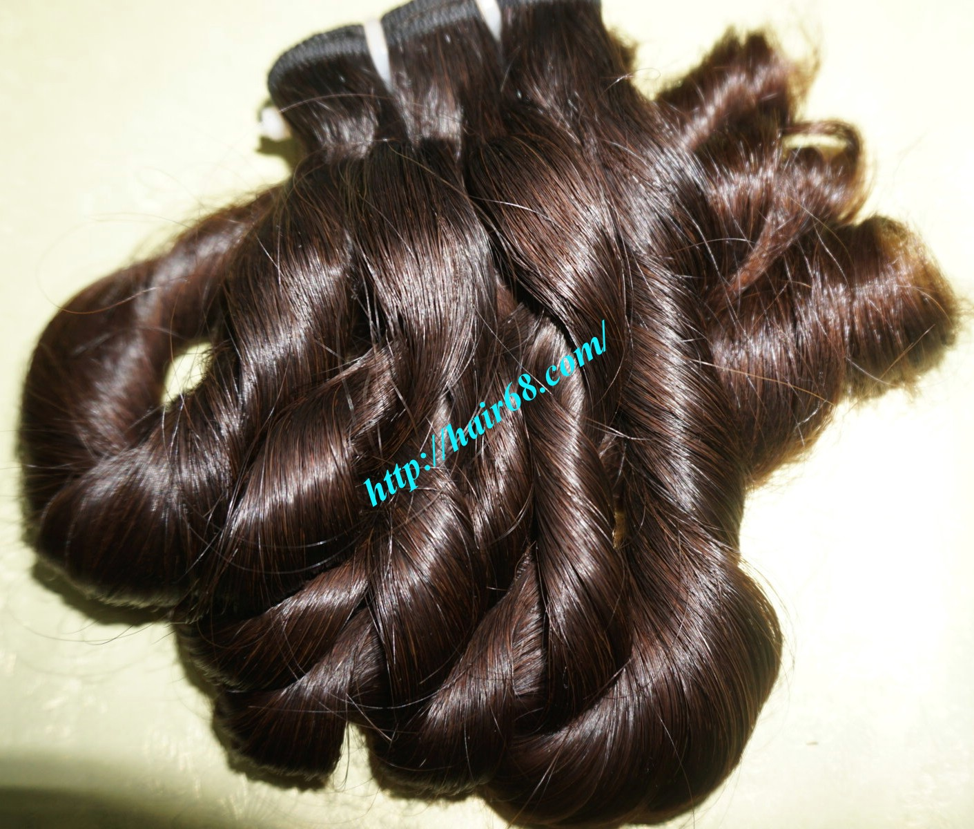 18 inch Loose Curls Weave Hair 9