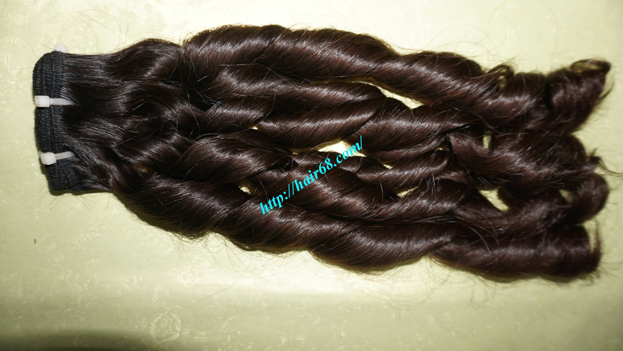 24 inch Loose Curly Virgin Hair 10