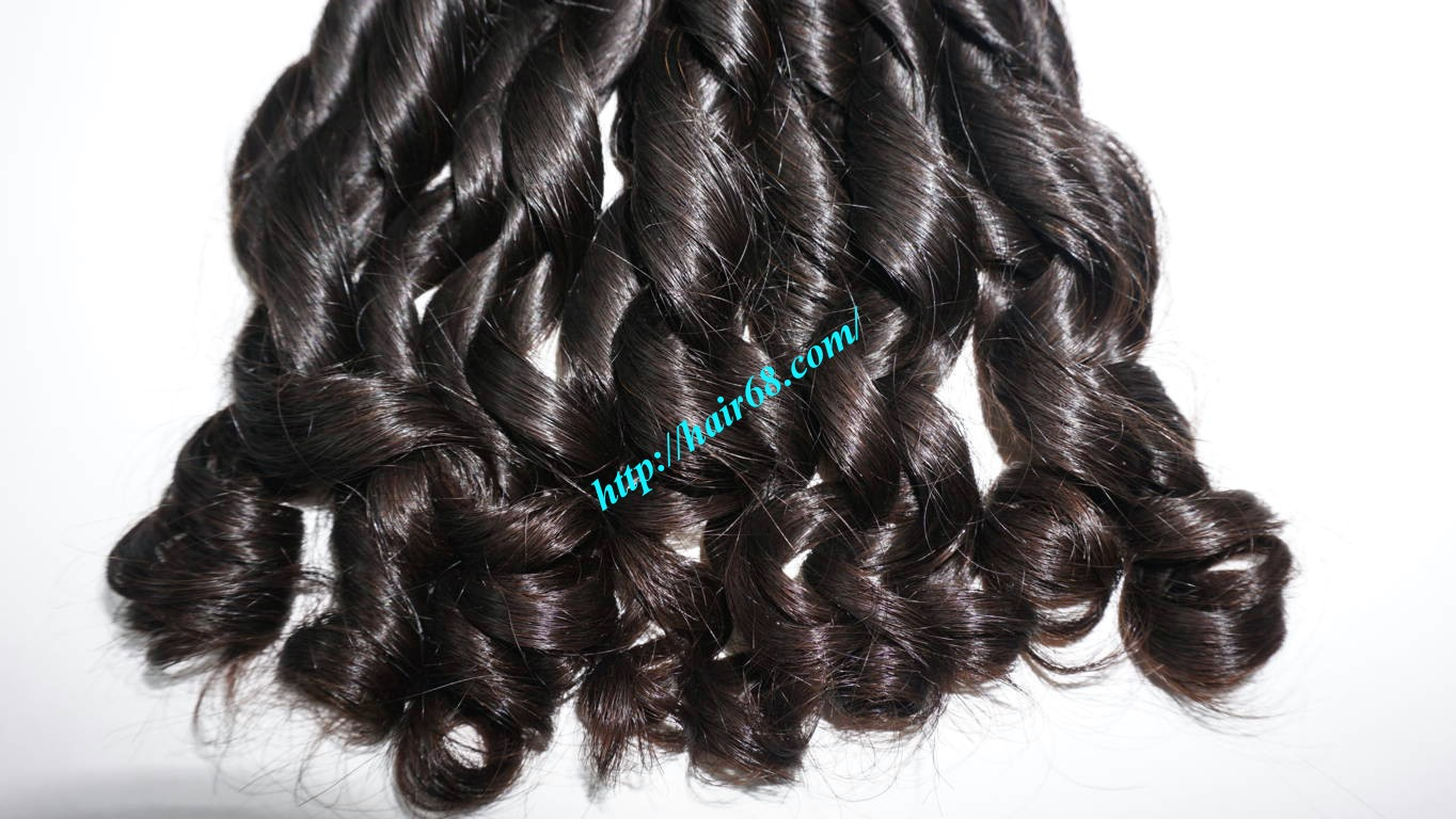 24 inch Loose Curly Virgin Hair 3