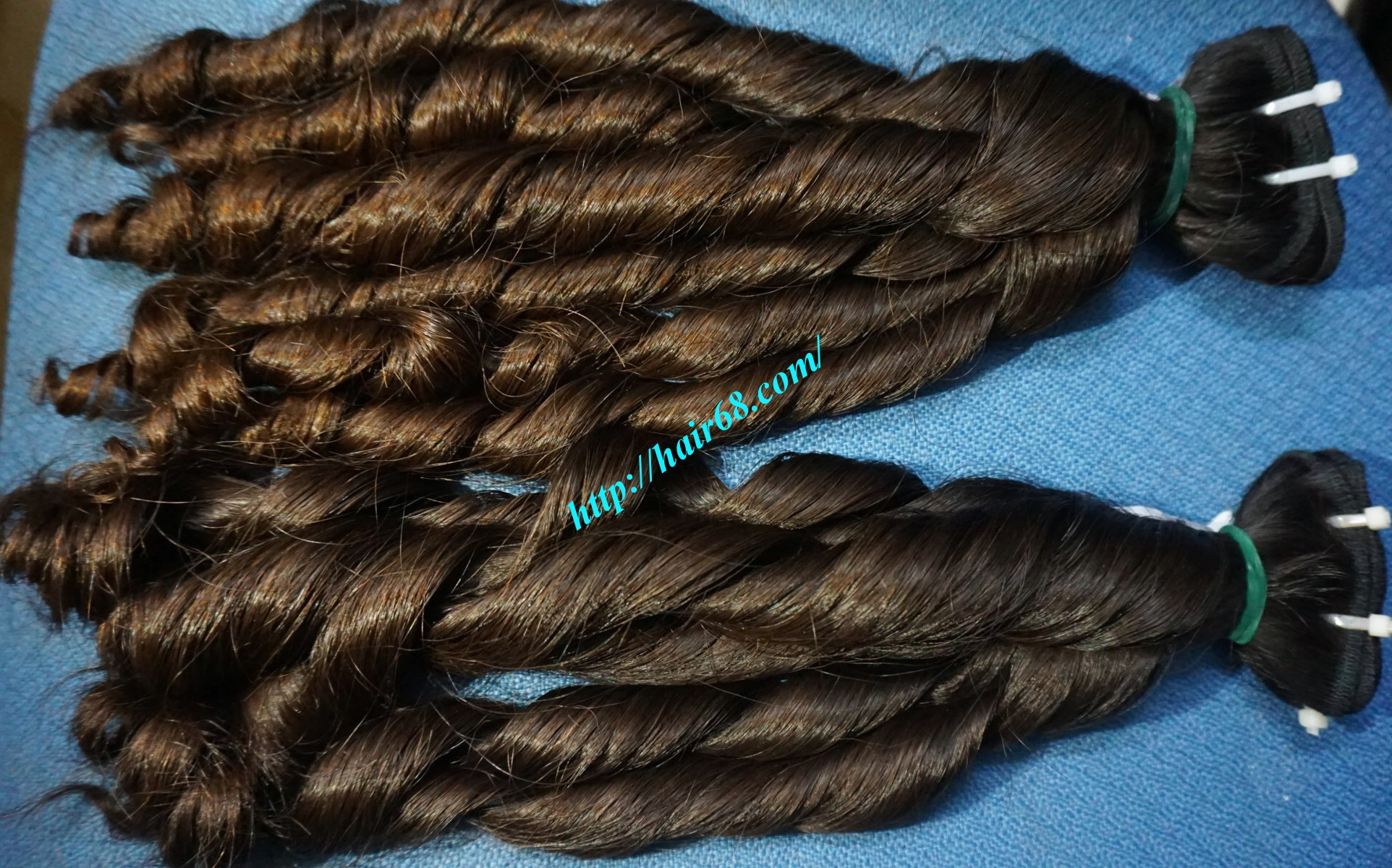 24 inch Loose Curly Virgin Hair 4