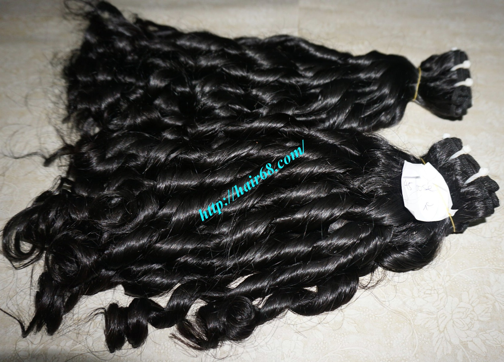 26 inch Loose Curly Hair Weave 10