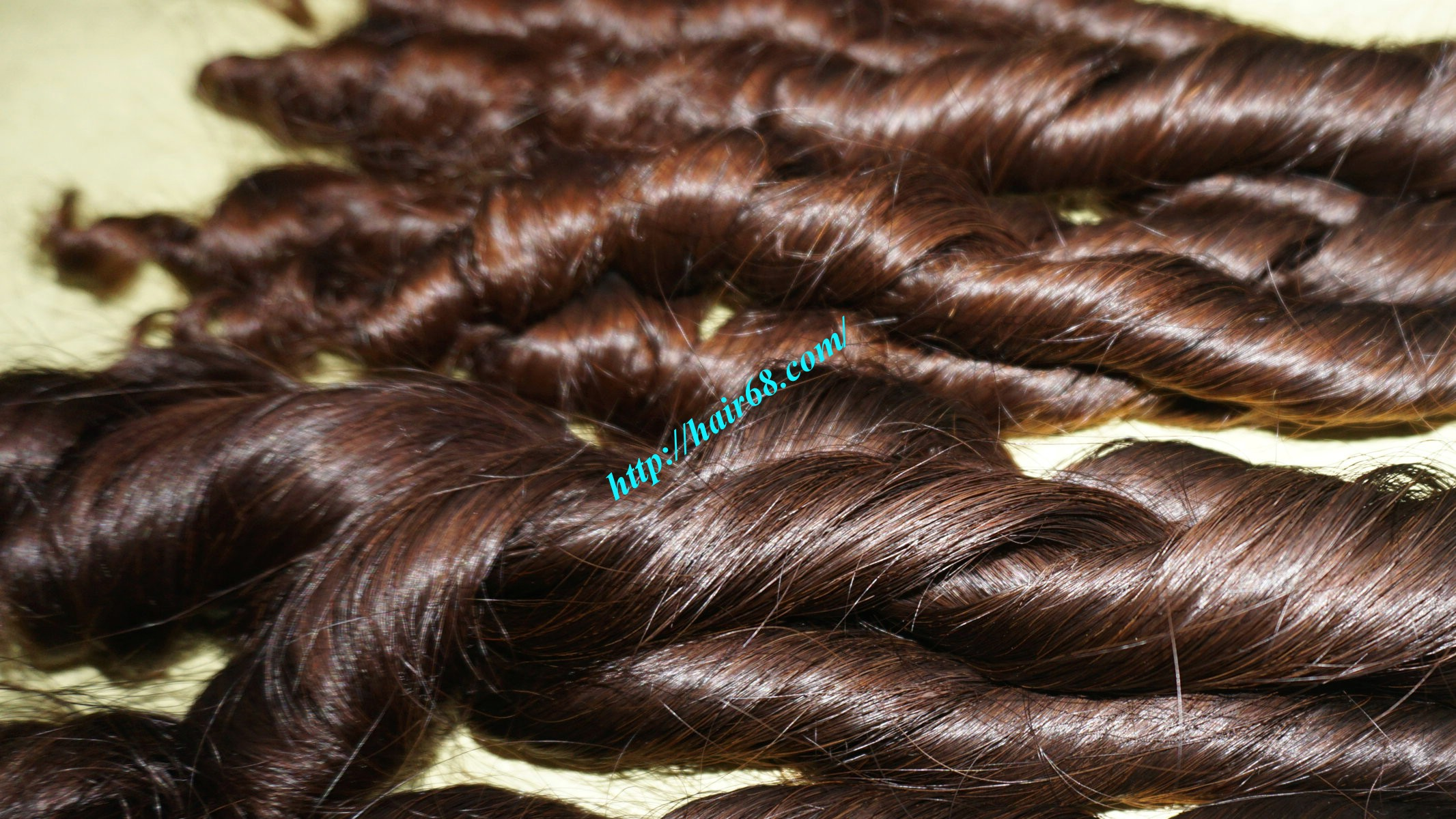 26 inch Loose Curly Hair Weave 3