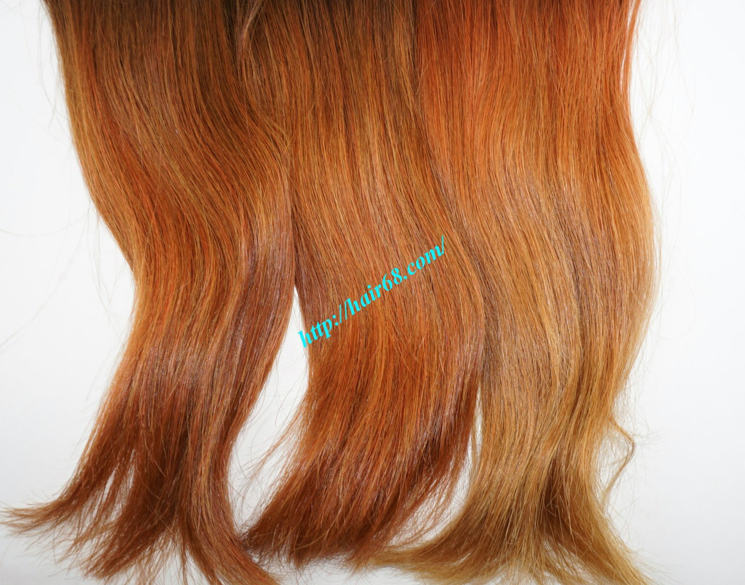 10 inch ombre remy hair extensions 4