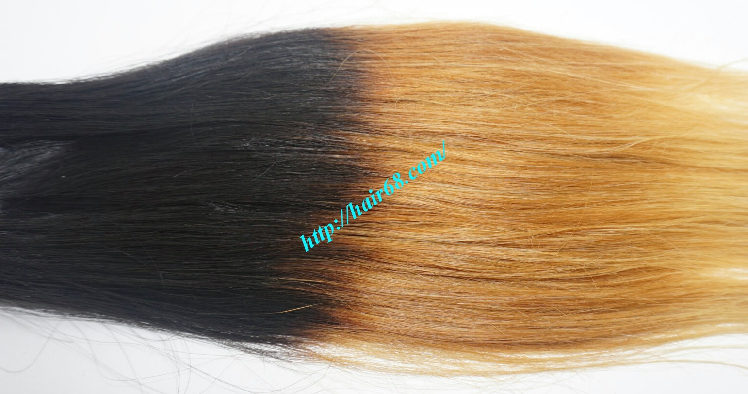 10 inch ombre remy hair extensions 7