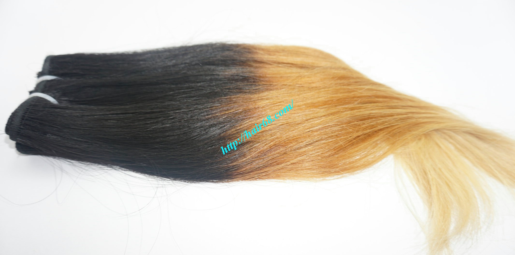 10 inch ombre remy hair extensions 8