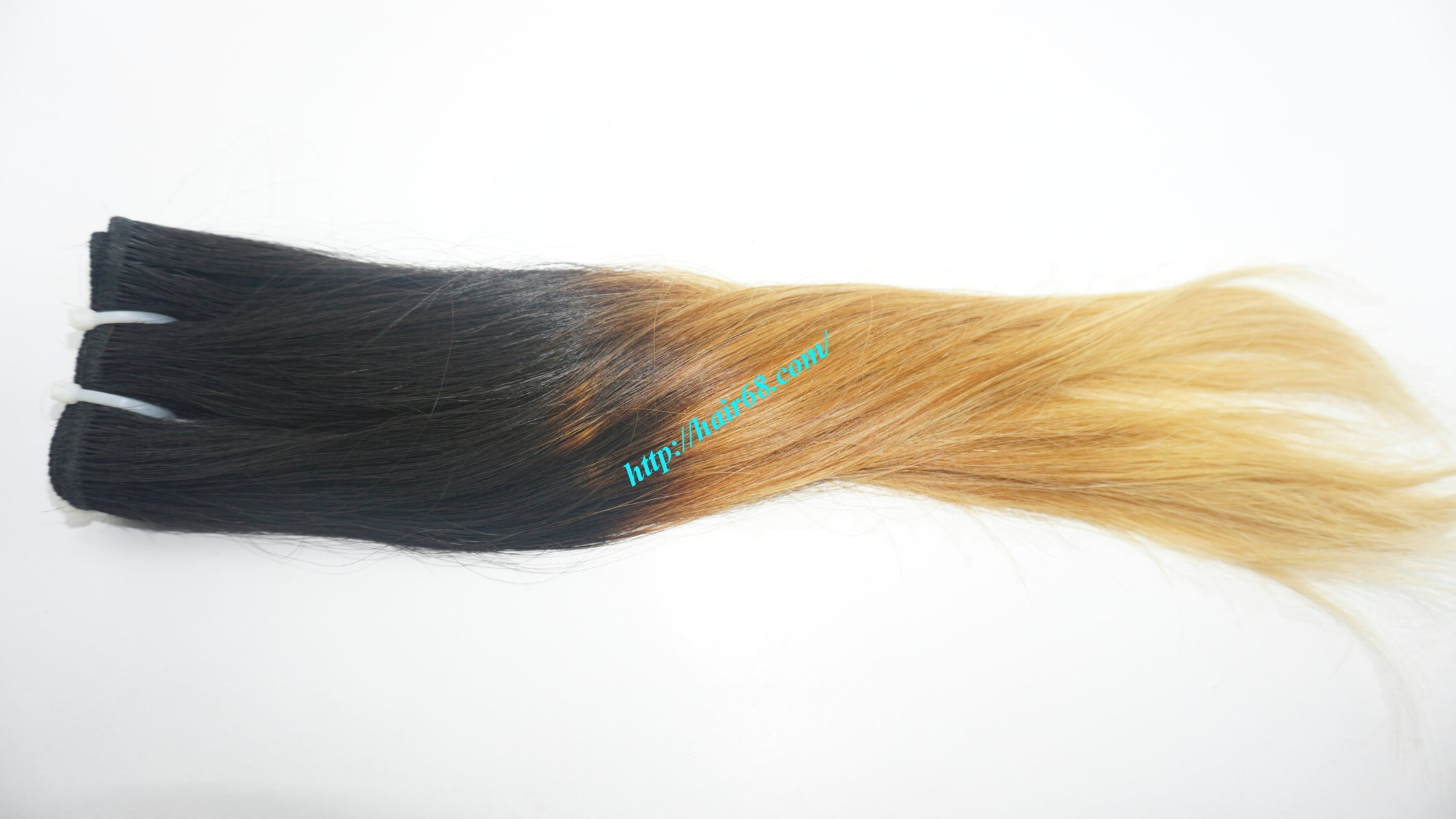 14 inch black ombre hair extensions 6