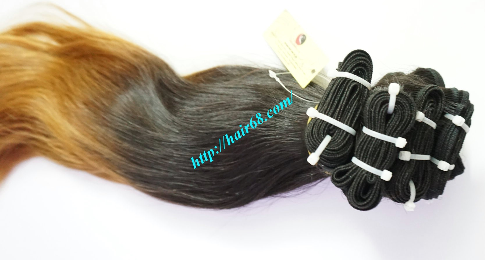 14 inch black ombre hair extensions 8
