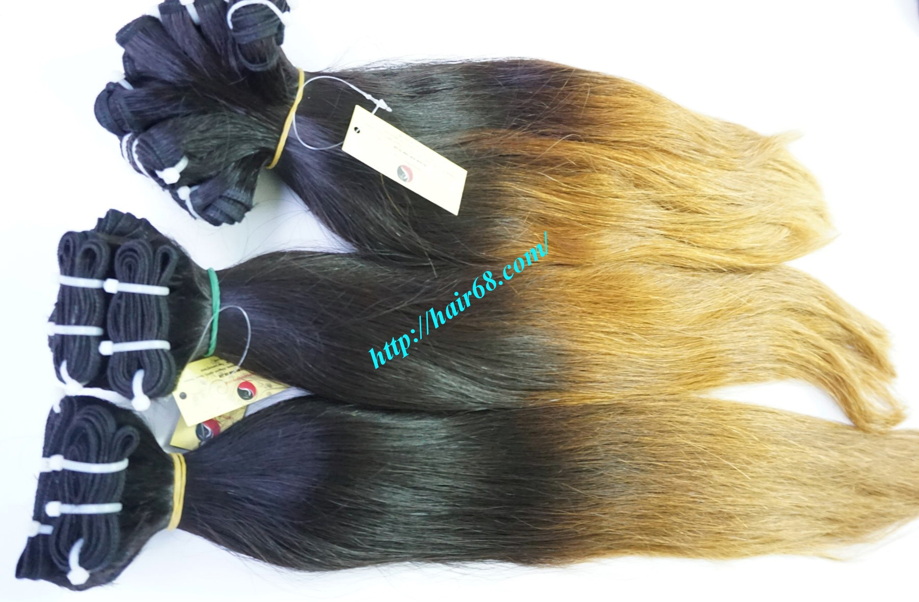 22 inch best ombre hair extensions 8