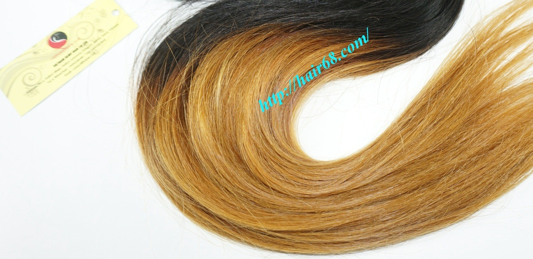 24 inch straight ombre hair extensions 3