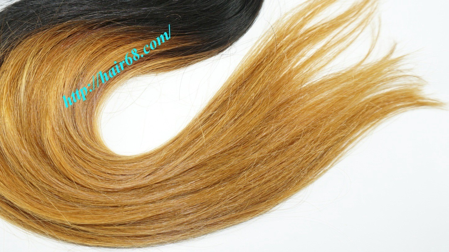 24 inch straight ombre hair extensions 4