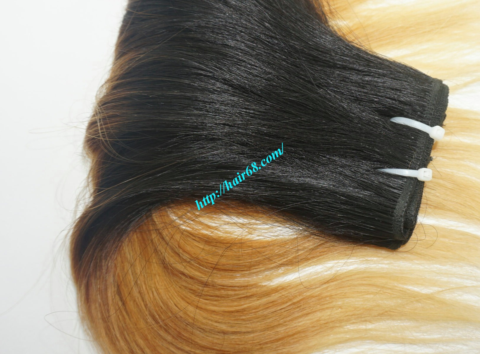 24 inch straight ombre hair extensions 5