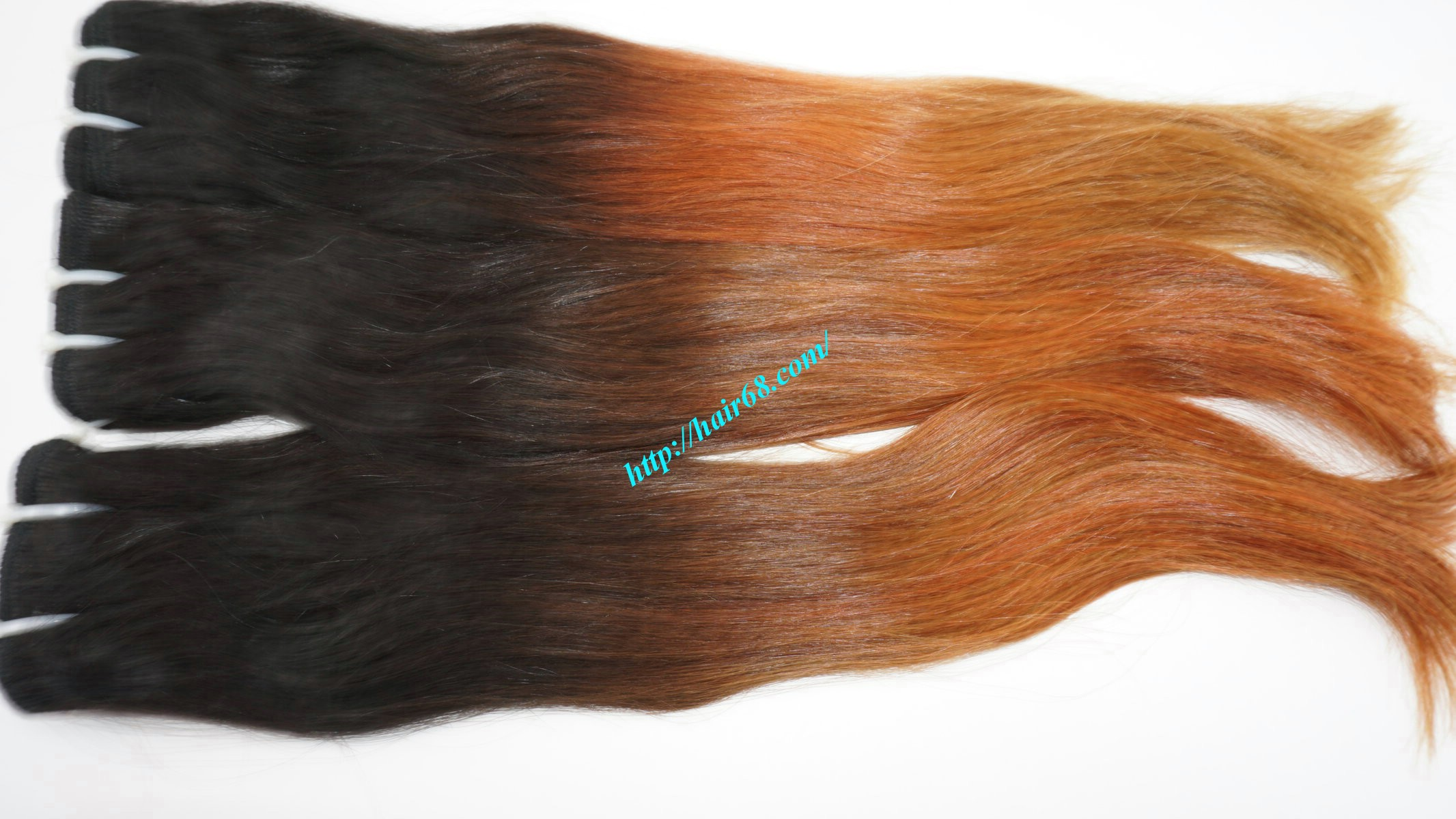 24 inch straight ombre hair extensions 7