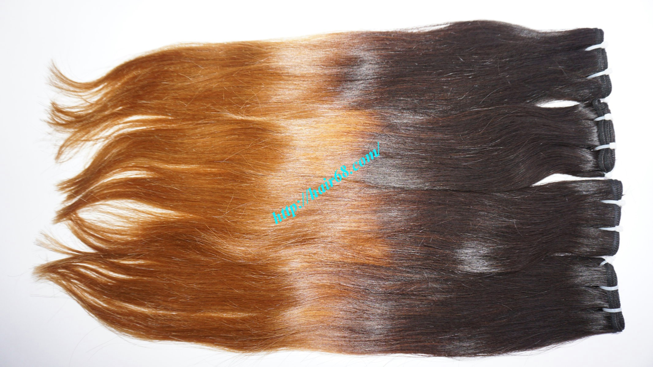 8 inch black ombre hair extensions 9